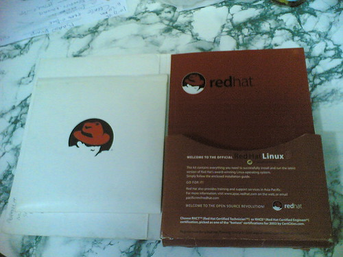 Red Hat 7 Linux Antique OS | by cebuparadiseisland_com