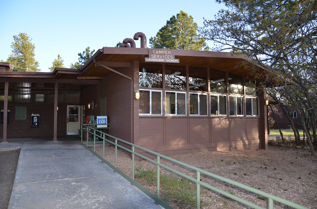 Grand Canyon Village >> Grand Canyon Mather Campground SR 6047 | Mather Campground ...