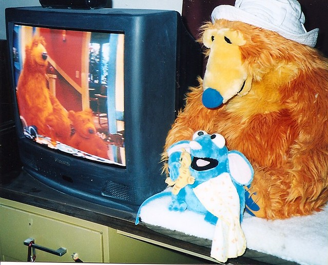 Bear in the Big Blue House with Tutter | That's Bear and ...