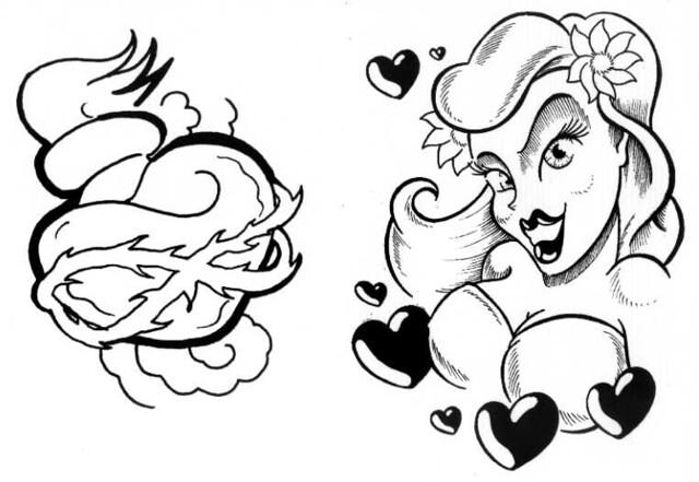 Disegni per tatu for Foto tatuaggi lettere