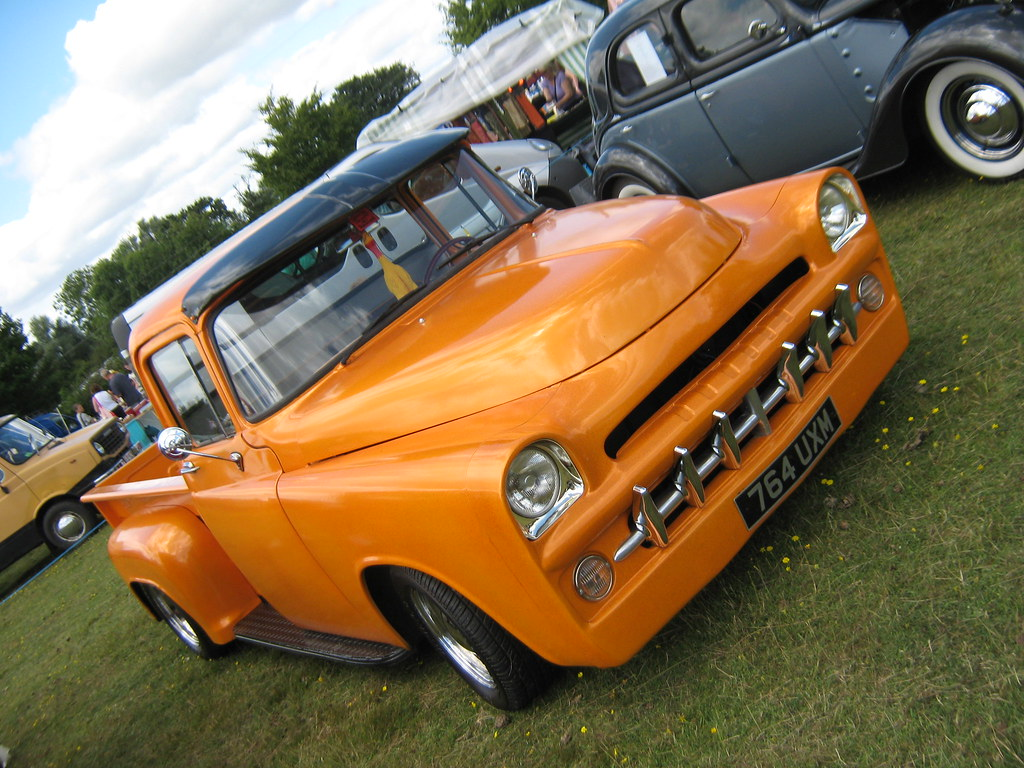 Darling Buds Of May Car Show