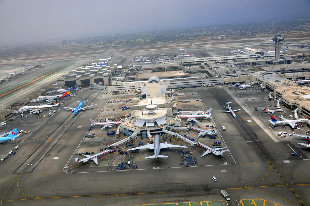 American Airlines Terminal Lax Flying Out Of Lax