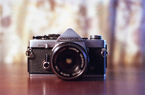 Olympus OM-2n & Zuiko 2.8/24 - one of the greatest cameras ever made! | by mr. Wood