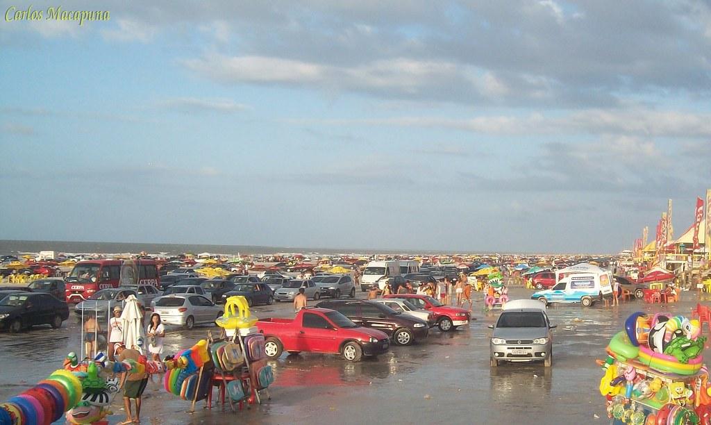 Cars For Free >> Praia do Atalaia em Salinas - Pará | Carros na praia! Contan… | Flickr