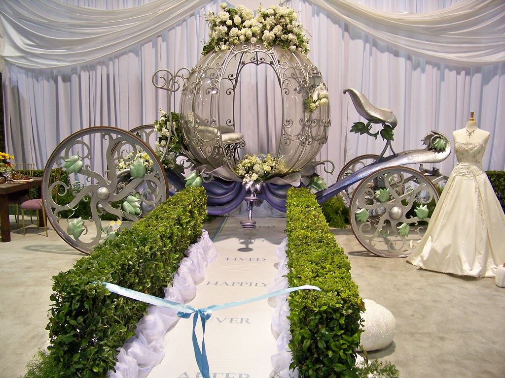 Cinderella Style Wedding Shoes