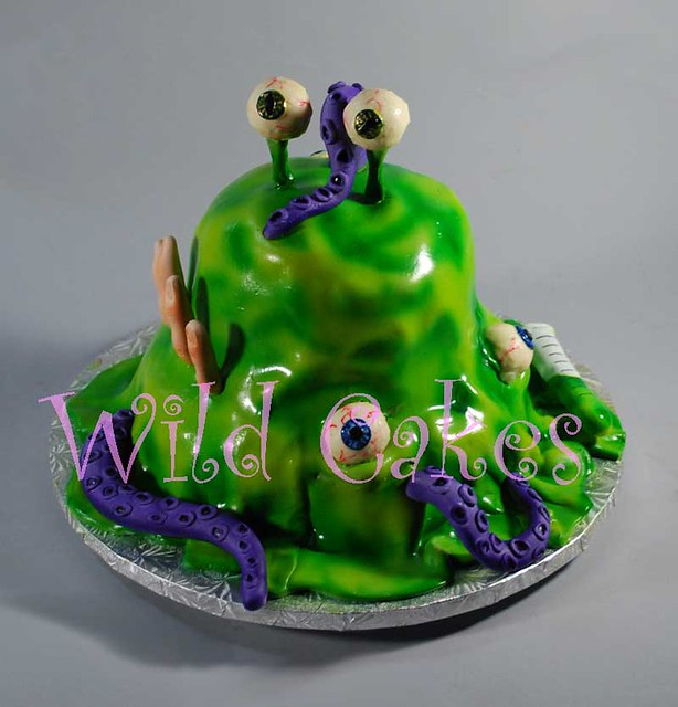 Science Themed Cakes