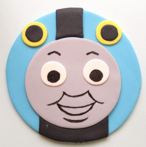 Thomas the train face template the for Thomas the tank engine face template