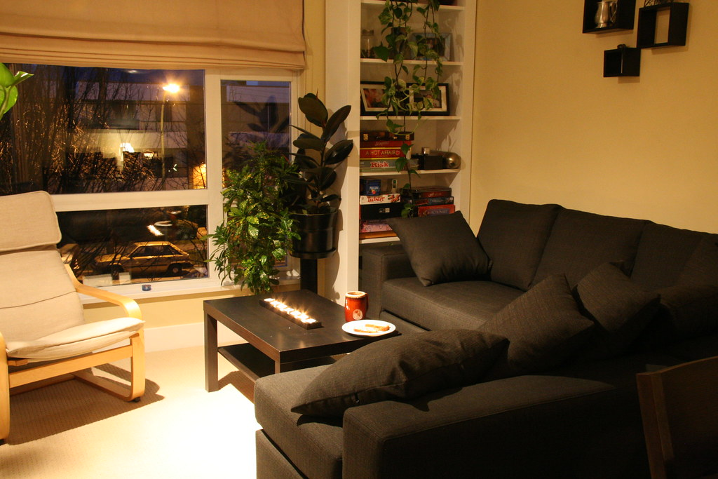 Sectional Couch In Family Room