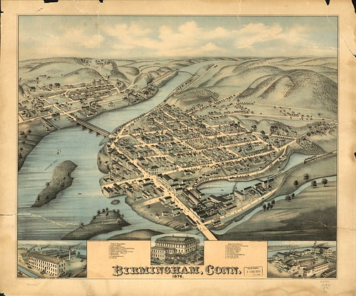 Birmingham, Conn. 1876. | by uconnlibrariesmagic