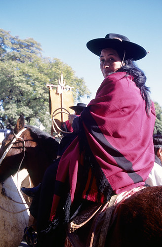 Salta: women can also be gauchos 1 | by Ostrosky Photos