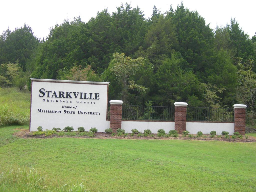 City Of Starkville Zoning Map