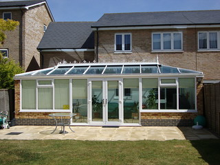 Reverse P-Shape | by broadwaterconservatories