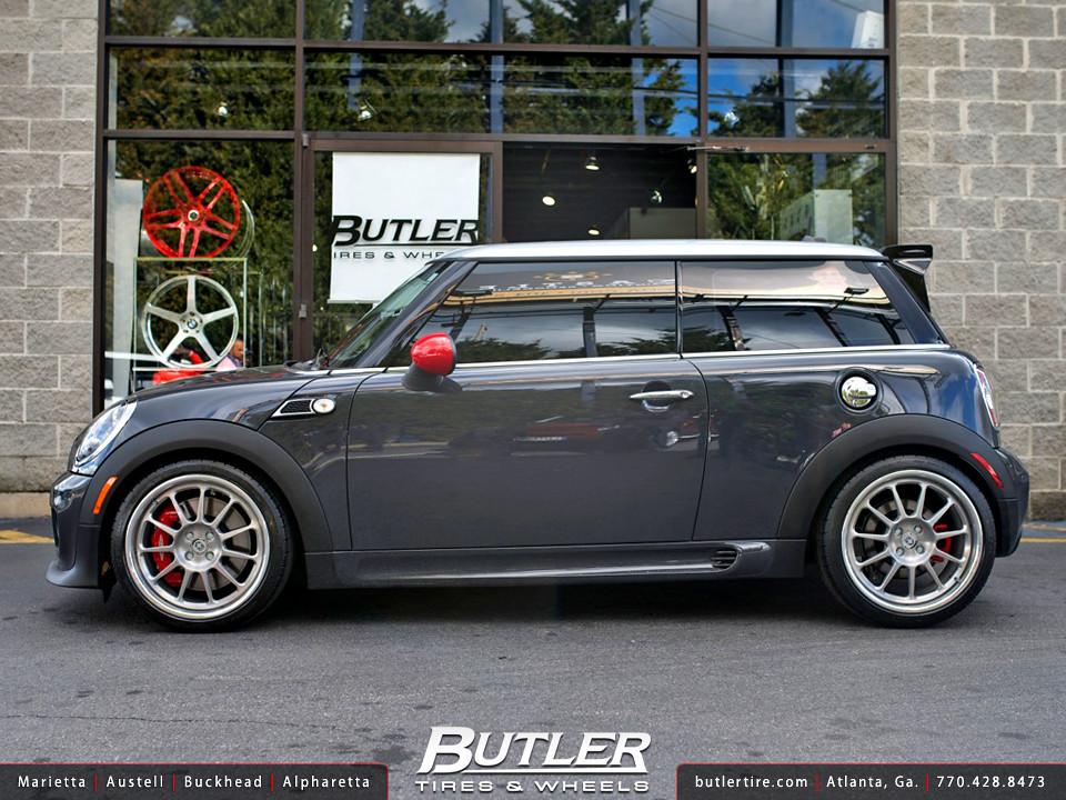 Mini Cooper Atlanta >> Mini Cooper GP with 18in HRE 563R Wheels | Additional Pictur… | Flickr