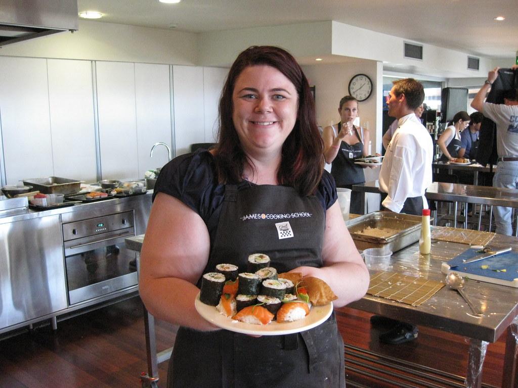 Sushi Cooking Class Long Islandtrain From Nyc To Long Island