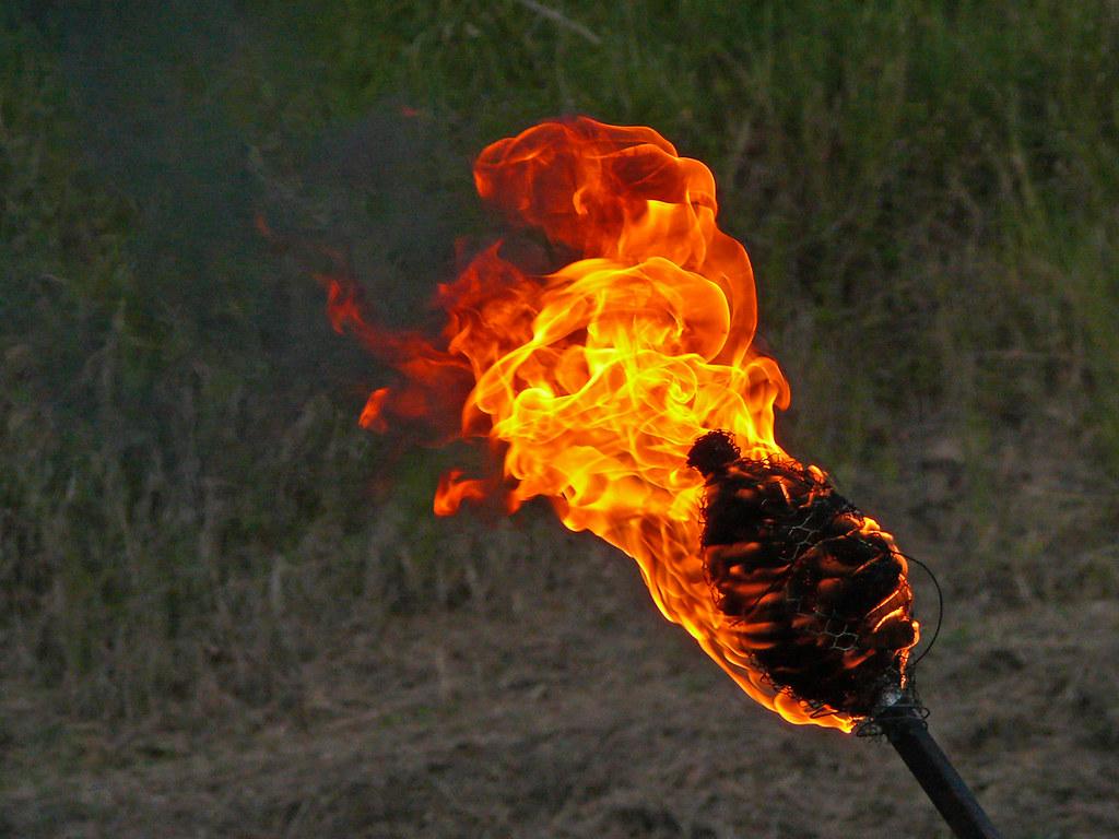 Fire Torch Wallpaper Fire Torch | Flickr Photo