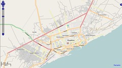 Mogadishu on Open Street Maps | by DevelopmentSeed