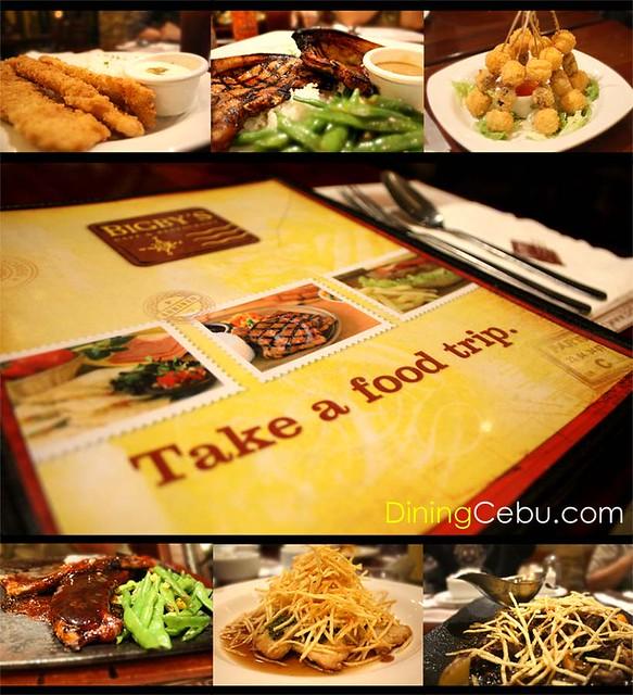 Bigby S Restaurant Ayala Cebu