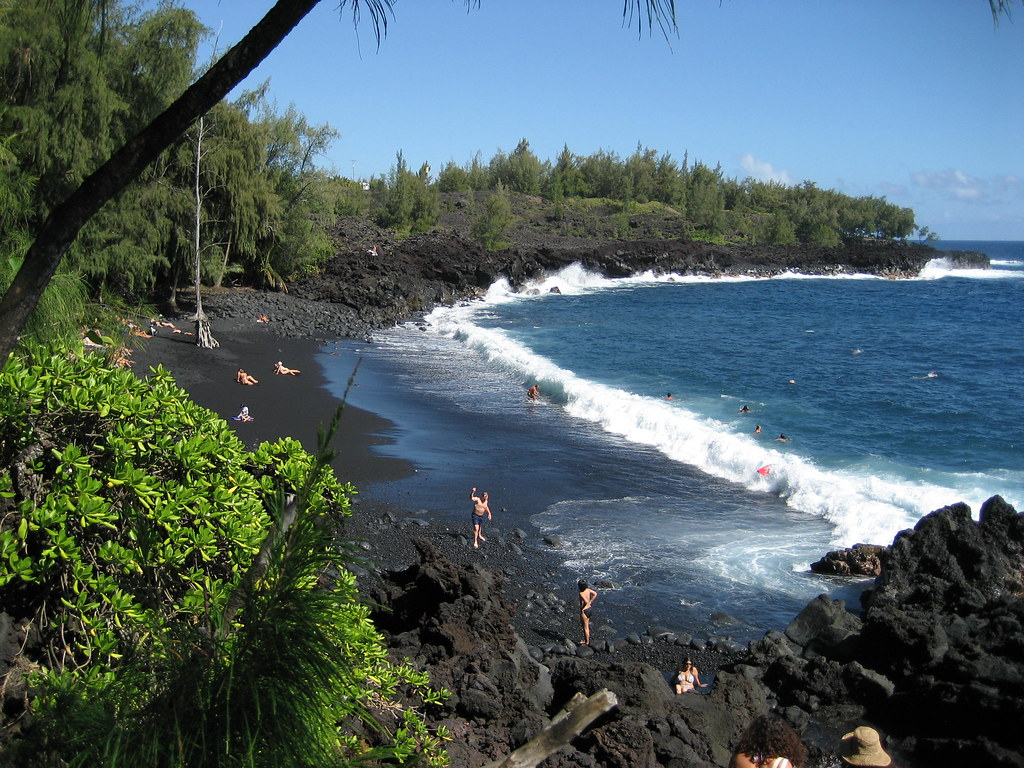 Kehena Beach, Hawaii