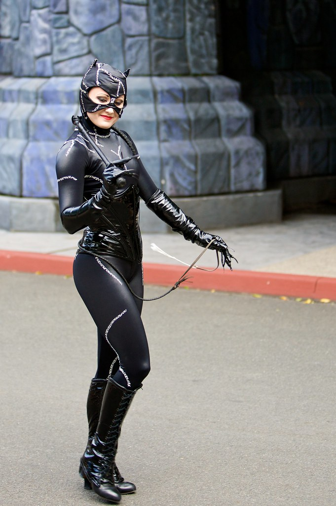 Catwoman  Catwoman Wb Movie World On The Gold Coast -2913