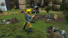 Jak and Daxter: The Lost Frontier Brink Castaway | by PlayStation.Blog