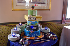 Our most awesome cake of evar | by thinkgeekmonkeys