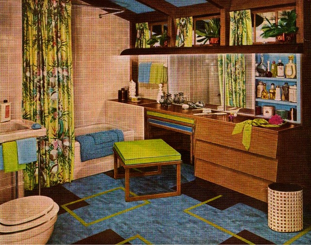 Armstrong Linoleum Ad 2 Better Homes And Gardens June