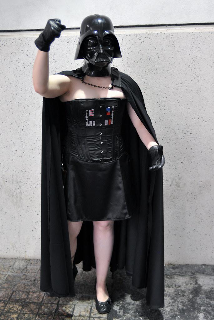 Lego Darth Vader Cake