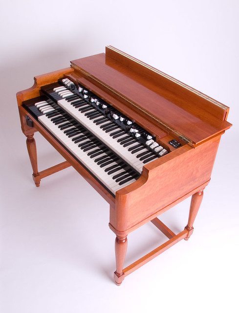 midi organ controller for native instruments b4 the finish flickr. Black Bedroom Furniture Sets. Home Design Ideas