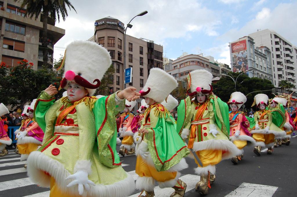 Santa Cruz, Tenerife, carnival