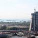 Marina Bay Sands Casino construction site