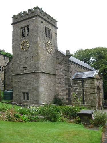 St Mary's Church, Newchurch in Pendle