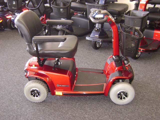 Pride Celebrity X 4-Wheel 4-WheelFull Size Scooter Reviews ...