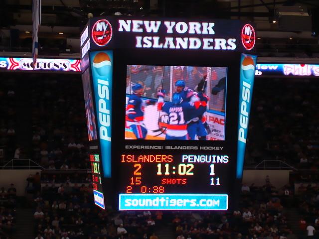 Ny Islanders Score