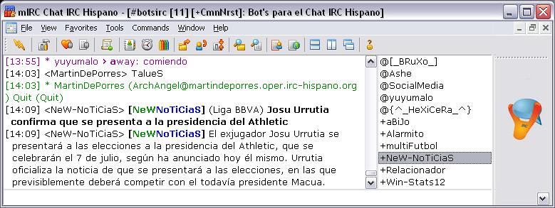 chat hispano las palmas