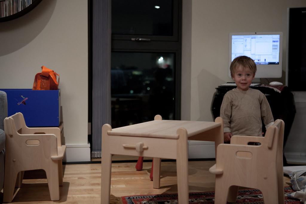 New furniture put together nicely lars plougmann flickr for Furniture you put together
