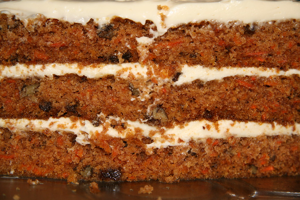 Epicurious Triple Carrot Cake
