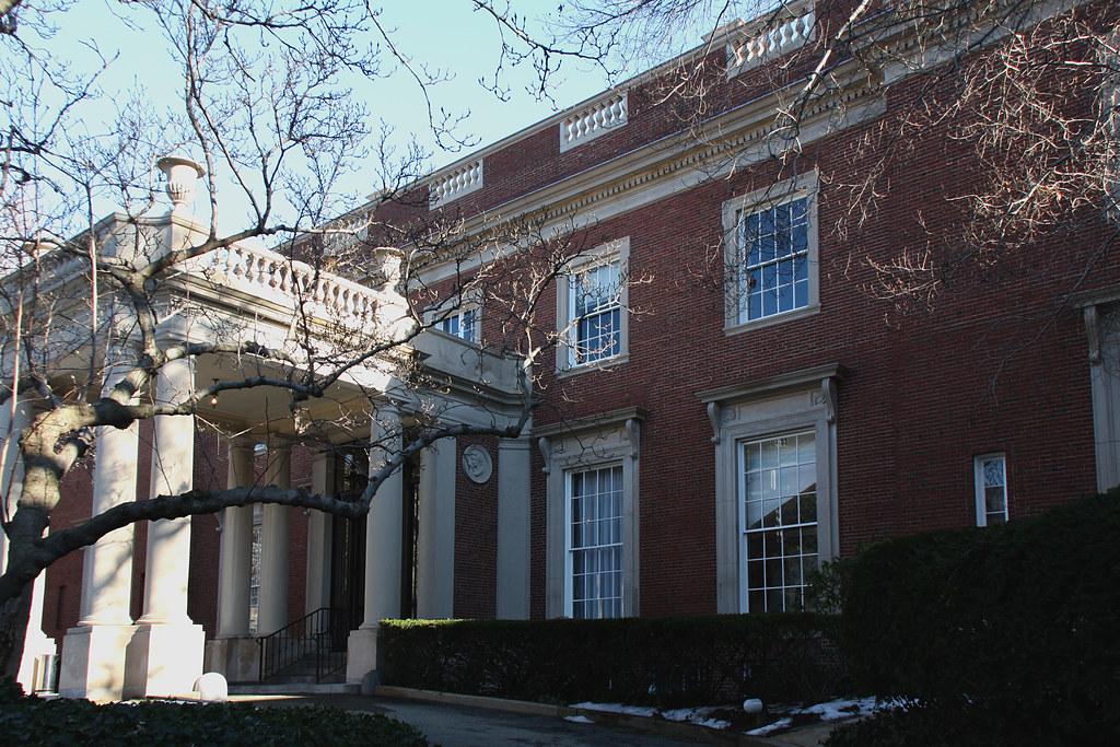 White Meyer House The White Meyer House 1912 John