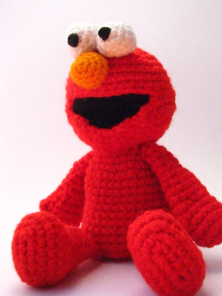Amigurumi elmo my picuu flickr bankloansurffo Gallery