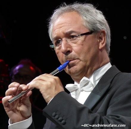 Teun Ramaekers (Flute, Piccolo, Fife) 23 June 2009;  Phoenix, ARIZONA