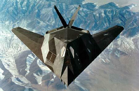 016.- Avión Triangular. F-117A Stealth Nighthawk - ATE Loc ...