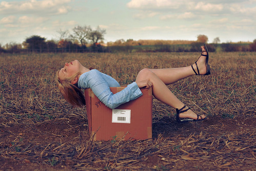 Relax in a box | by Once upon a time in Alex land..(Alexandra Cameron)