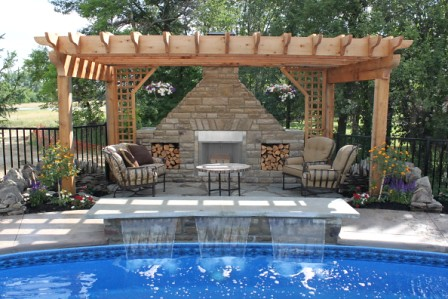 2009 BIA Parade of Homes Outdoor Spaces | New England ...
