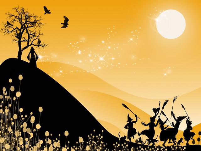 free halloween powerpoint background 3 www dvd ppt slide flickr