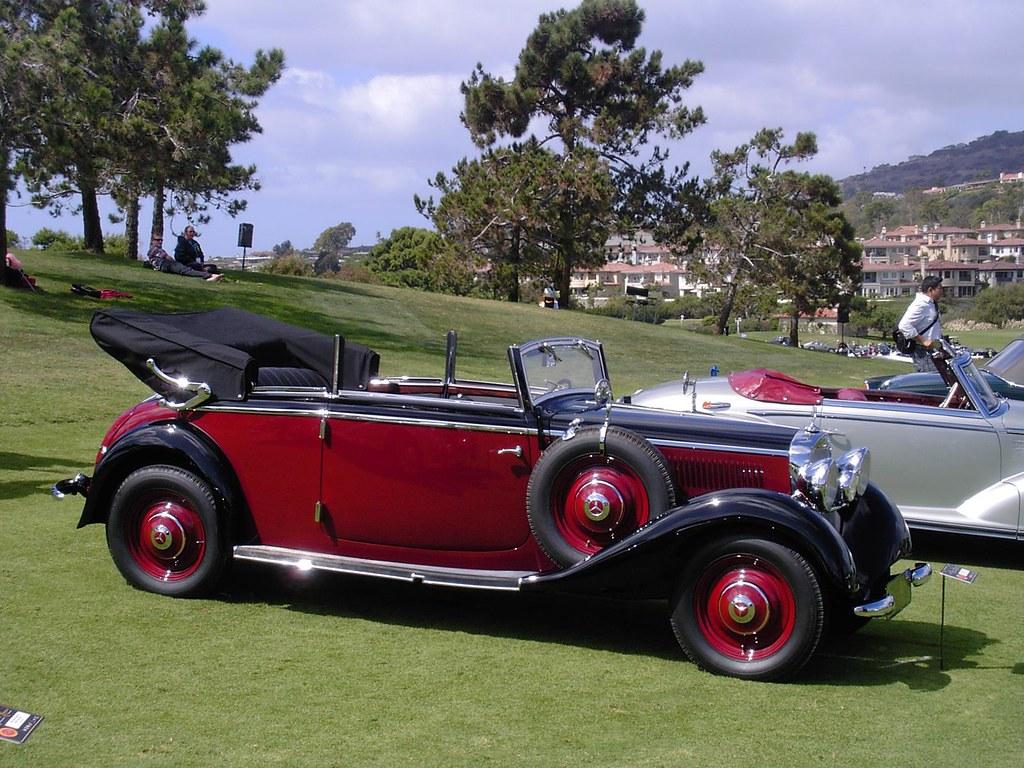 1936 Mercedes Benz 230 W143 Cabriolet Steve Sexton Flickr