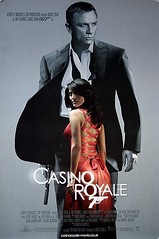 James Bond 007: Casino Royale 2006  Original intage Movie Poster (Solange) | by Vintage Movie Posters