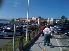 Bloggers go to San Quentin | by scriptingnews