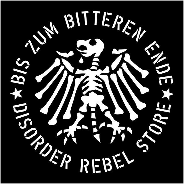 "Rebel >> DTH + DRS | TRIBUTE TO THE GERMAN PUNK BAND ""DIE TOTEN ..."