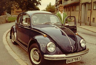 My brand new car....some years back in time  :-) | by Per Ola Wiberg ~ powi