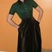 1953 Oscar De La Renta Gown