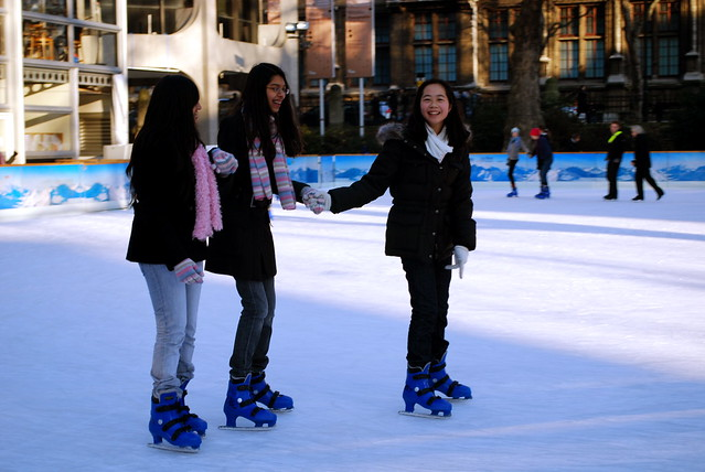Ice Skating Natural History Museum Dates